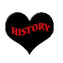 I just love history